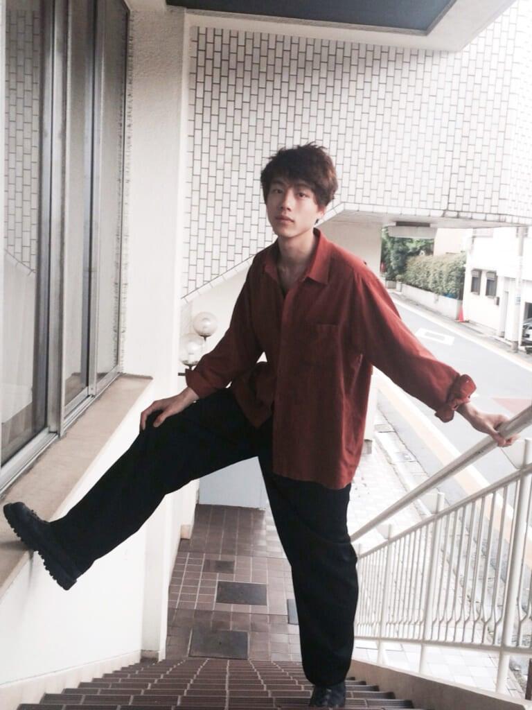 お久しぶりです、坂口健太郎です。雨で道が滑りやすいときは、グリップが強烈な「ダナー」のブーツが重宝しますね。あと、まだ先ですけど、8月22日に放映される日本テレビさんの「24時間テレビ」の中で、2時間ドラマ「母さん、俺は大丈夫」に出演することになりました。初めての2時間ドラマ、楽しんできます^ ^