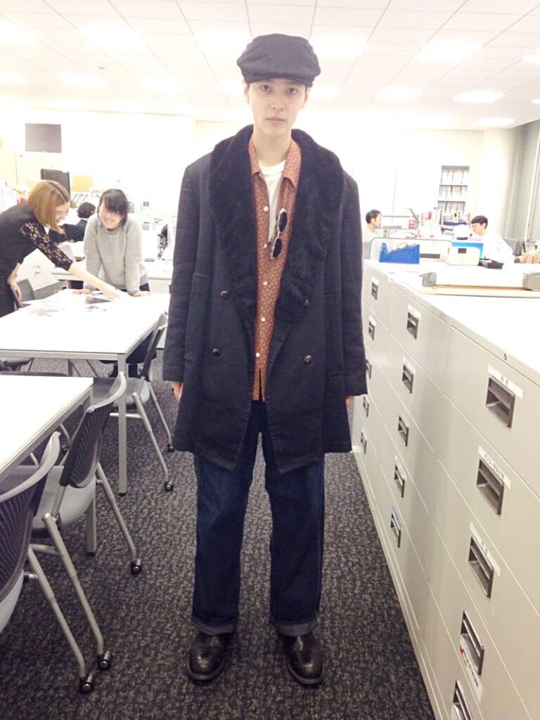 憧れのファッションアイコンは、服と違う世代!