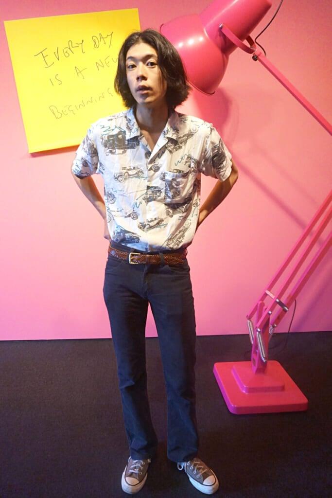 「ポール・スミス展」に行ってきました!