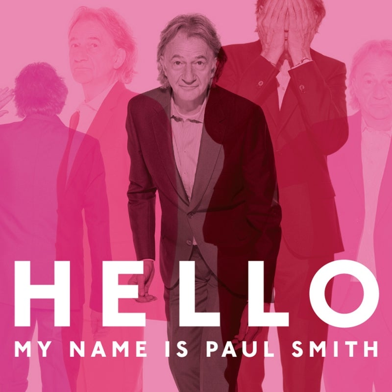 「ポール・スミス」展覧会チケットを、メンズノンノ読者にプレゼント!