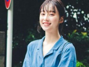 """雨に濡れる儚げな19歳。山田愛奈さんはリアル""""雨女""""だった!"""
