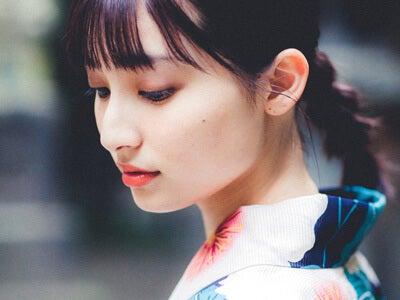 天才子役から美少女へと成長! 吉川 愛さんの浴衣姿に恋をした