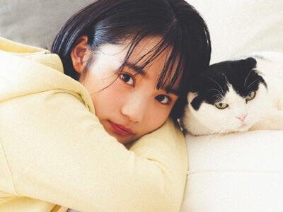 AKB48のスーパールーキー、矢作萌夏さんには意外なペットがいる!