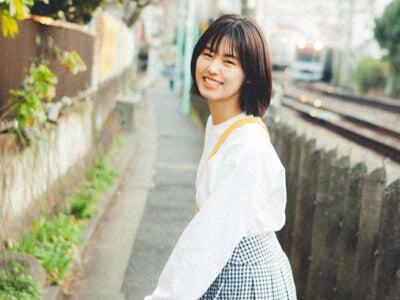 """18歳の""""奇跡の美少女""""、竹内愛紗さんとぶらり散歩デートしてみた"""