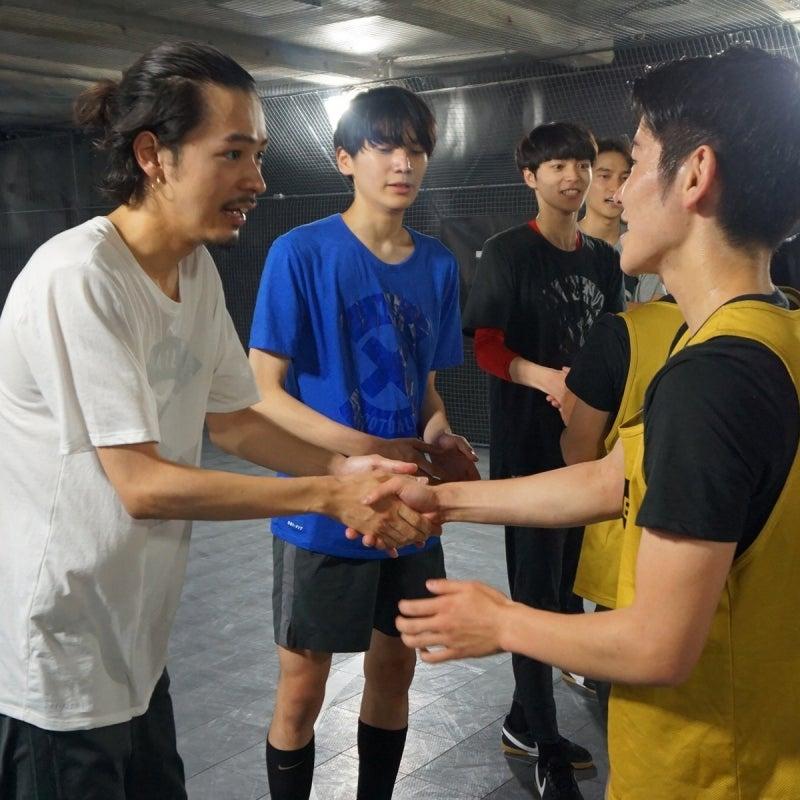 ナイキ「WINNER STAYS」優勝チームと、メンズノンノモデルの対戦が実現!