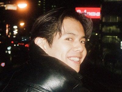 中田圭祐が撮るメンズノンノモデルの素顔──井上翔太