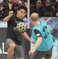 ナイキ「WINNER STAYS」世界大会に挑戦した、東京王者の激闘レポート!
