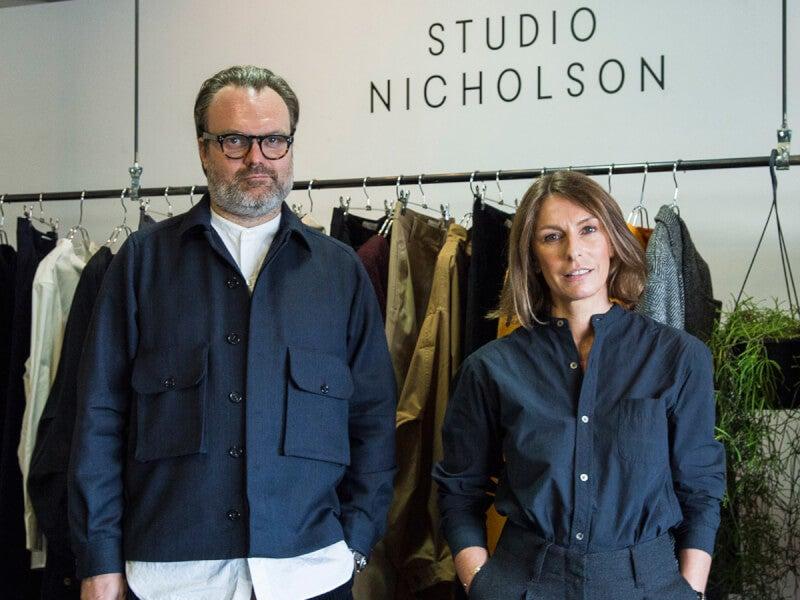 「スタジオ ニコルソン」のデザイナーが日本の男子に着てほしい5アイテム