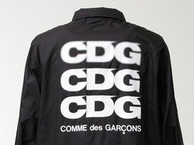 コム デ ギャルソンの新ブランド「CDG」が始動! 初の通販サイトも