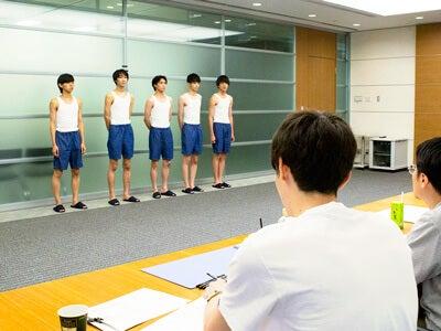 15〜23歳の47人が挑んだ、メンノンモデルオーディション第二次審査