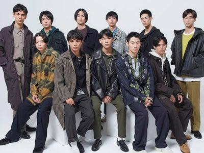 最終候補はこの11人。メンズノンノモデルに選ばれるのは、誰だ?