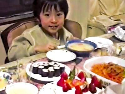3歳の成田 凌! メンズノンノモデルたちの思い出のクリスマス