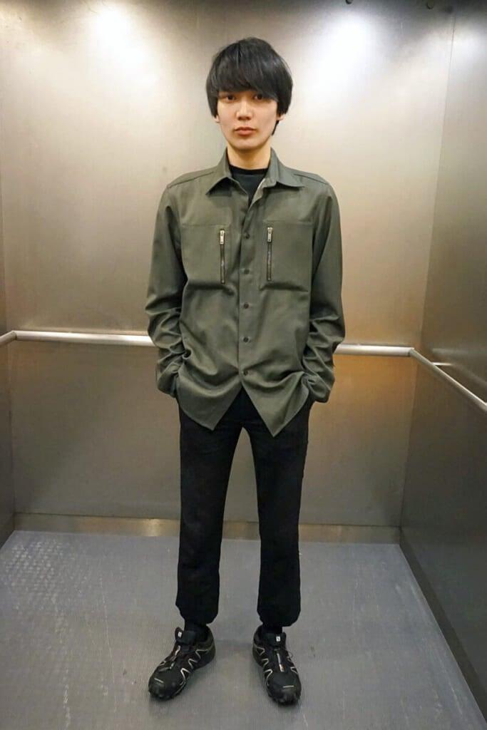 「ヤン リー」という中国人デザイナーのブランドを知っていますか?