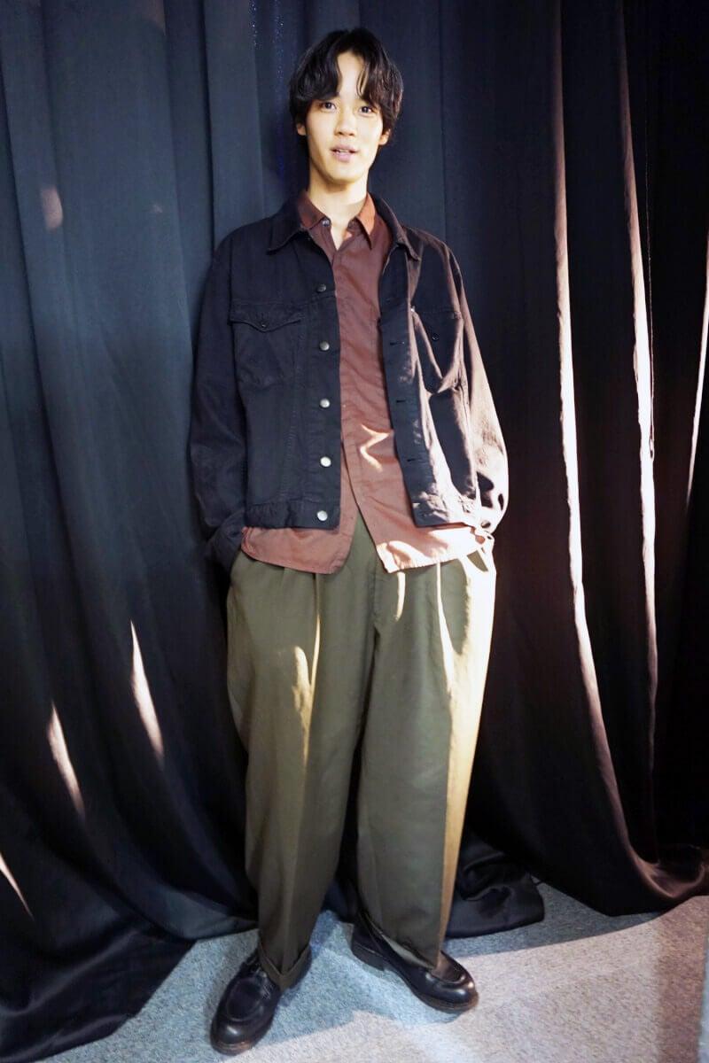 ステファノ・ピラーティ時代の「サンローラン」パンツです