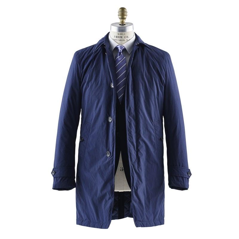 「テーラーフィールズ」フェアで、スーツにぴったりなコートをオーダー!
