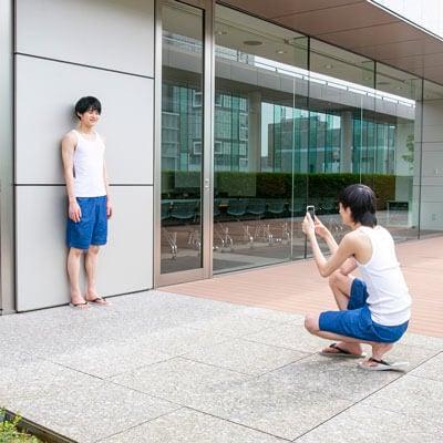 メンズノンノモデル募集の応募写真。スマホでキレイに撮るコツは?