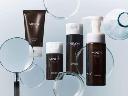 『男子美容銘品 』⑦ 「男の敏感肌」ケアを提唱。製薬会社の技術と着眼点が光る
