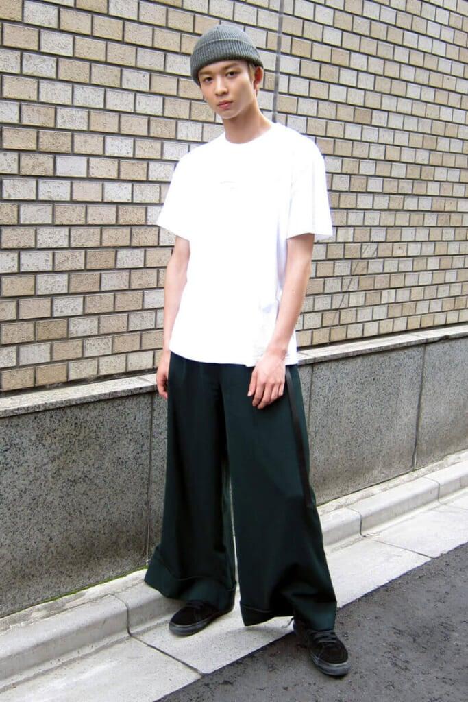 大学生になって、私服がモデルらしくなってきたかもしれない!?