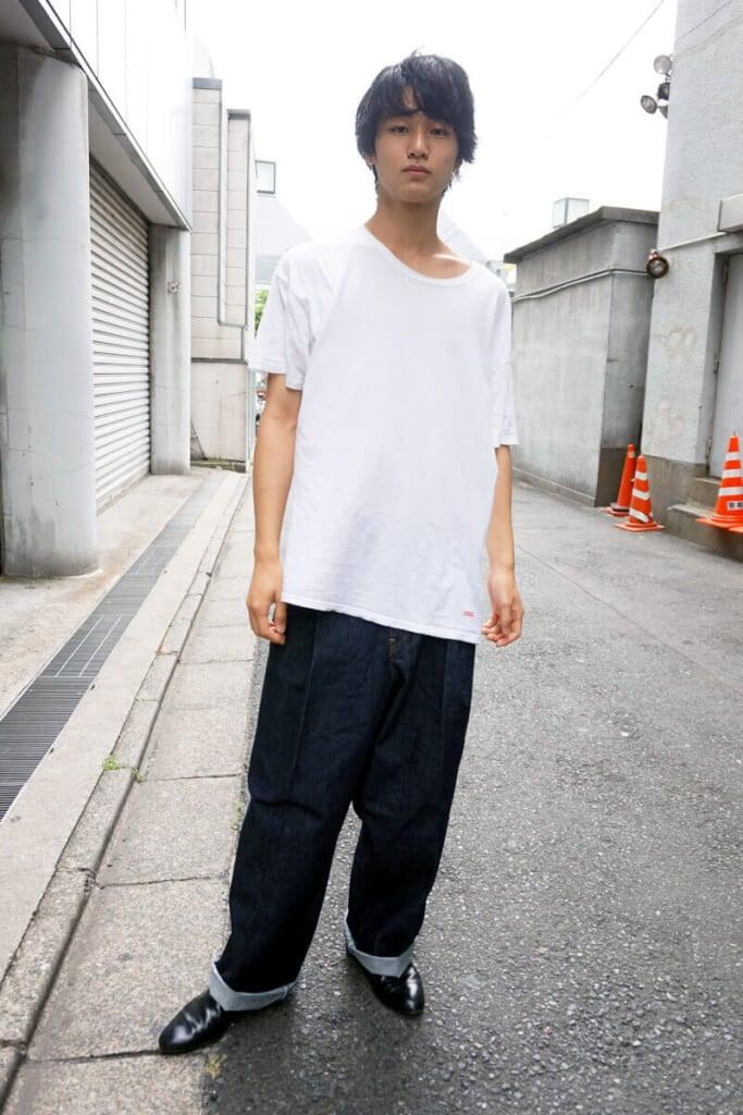 日本ブランドの名品、ハルタの「スポックシューズ」!