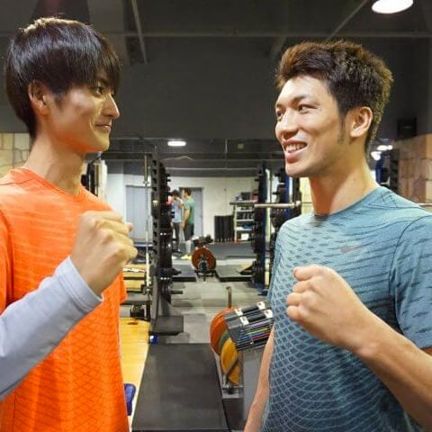 世界戦に挑むプロボクサー村田諒太に、山本涼介が独占インタビュー!