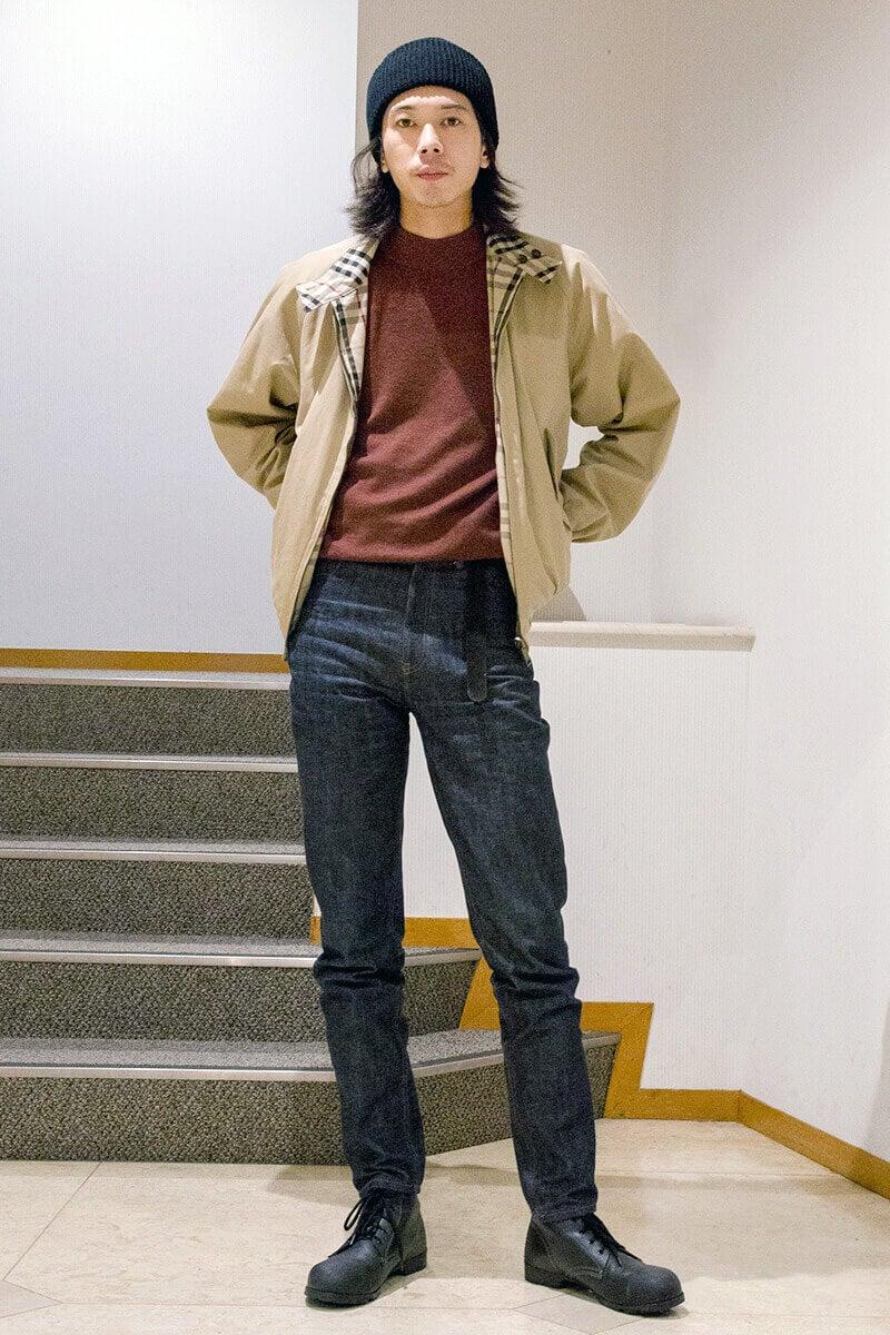 細いジーンズは、気持ちまで変えられるアイテム!