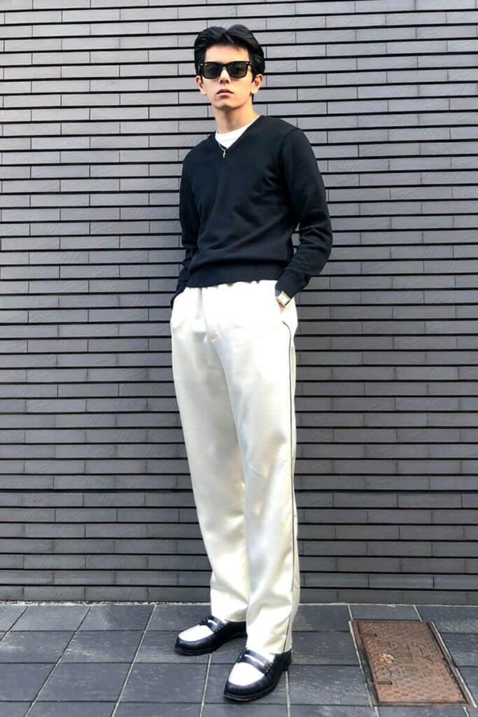中田さんも履いているあの革靴、やっと買えました。