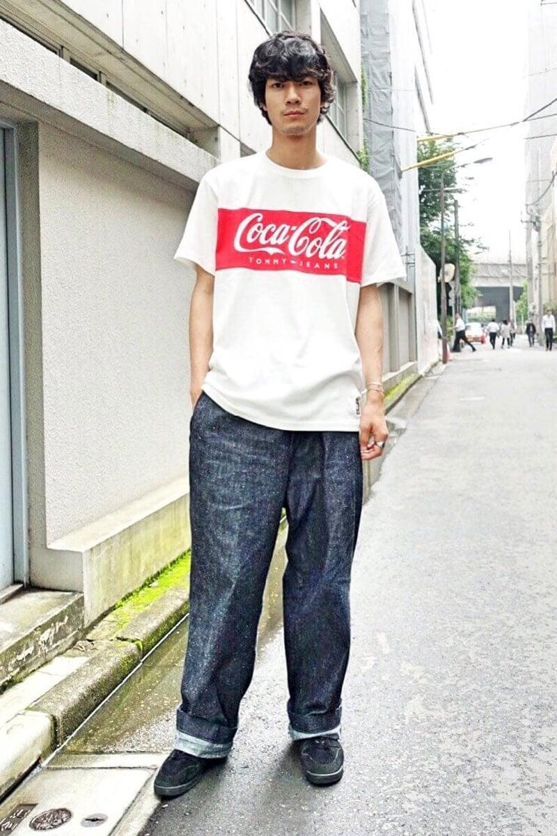 ずばりコーラが飲みたくなる!笑 夏らしいTシャツ