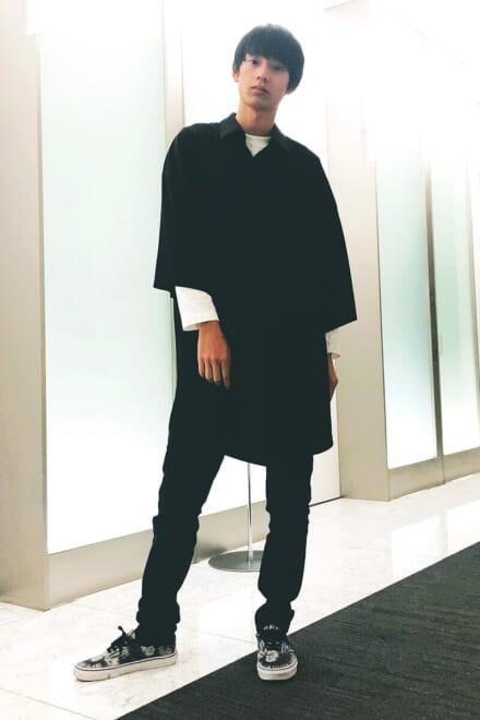 16歳のルーキー、ファッションの勉強中です!