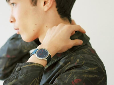 彼女とシェアしたい! ファッショナブルな「ポール・スミス」 の腕時計