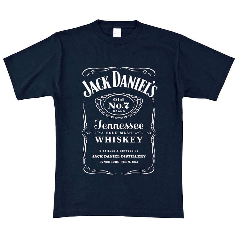 それどこの? と必ず聞かれる「ジャック ダニエル」Tシャツをもらおう
