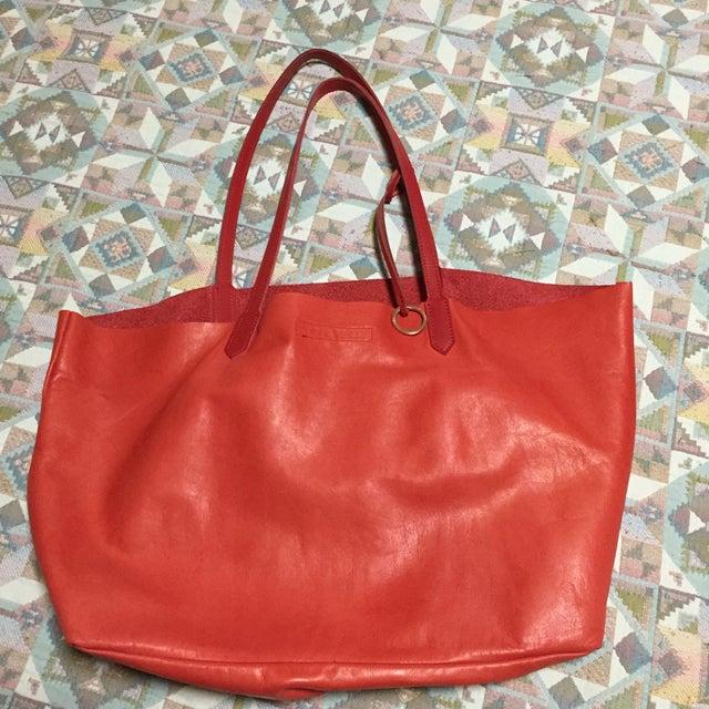 愛用のバッグを紹介。実は、パクリなんです…。