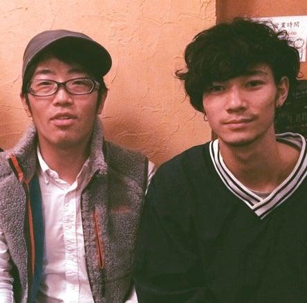 ドランクドラゴン鈴木 拓さんと、記念撮影をしてもらいました!