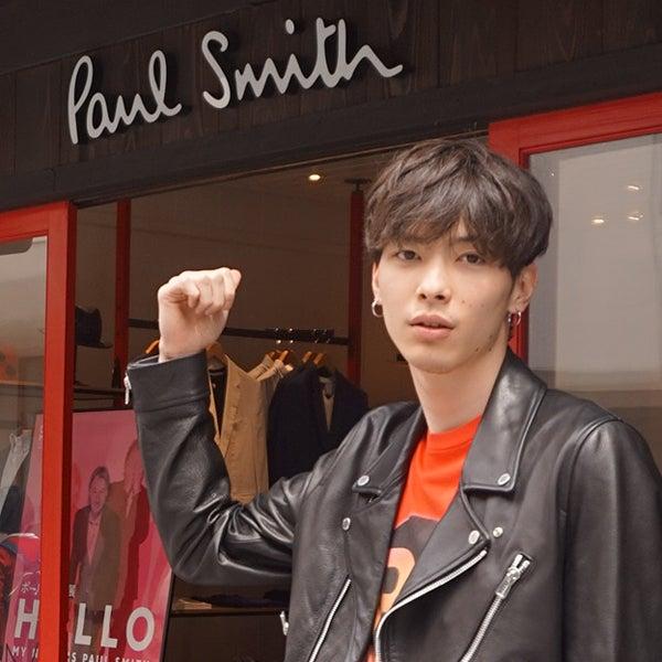 守屋光治と訪れた京都「ポール・スミス 三条店」は、いとおかし。