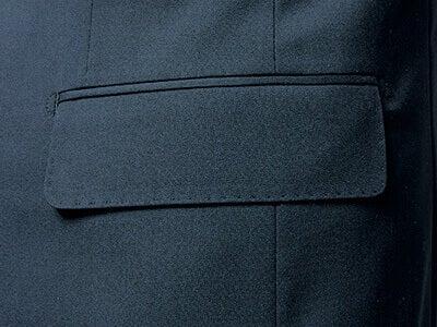就活スーツの身だしなみ・後編/ジャケットのポケットのフタはどうする?