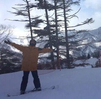 シーズン最初で最後の、スノーボードに行ってきました!