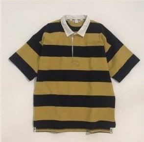 レトロスポーツな気分に「FILA」のビッグラガーシャツがぴったりな件。