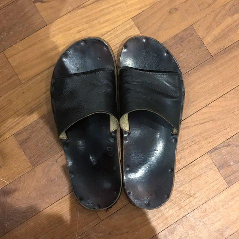 ボロボロになってしまった靴を、修理に出してみてびっくり。