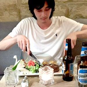パリでは毎日ステーキを食べていました!