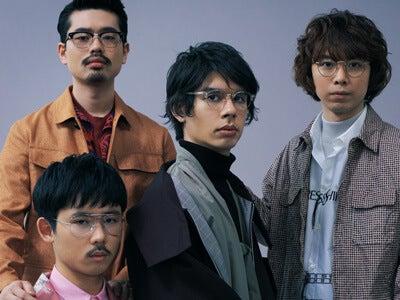 メガネ × ファッションの最旬スタイルをOKAMOTO'Sが着こなした!