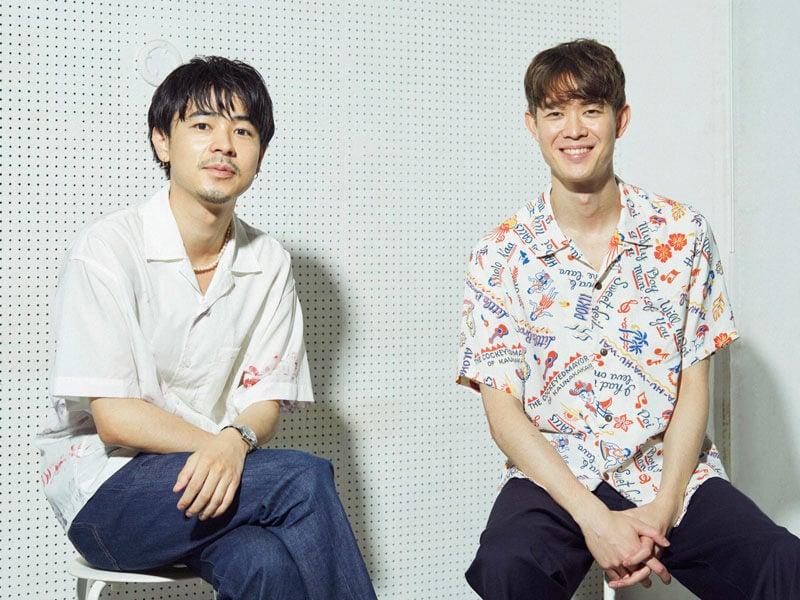 明日〆切! 成田凌&宮沢氷魚がメンズノンノモデル志望者へ伝えたいこと