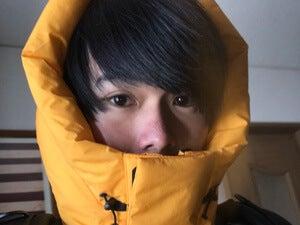 身の危険を感じるほどの寒さ… 新しいダウンを買いました!