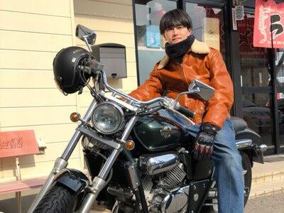 絶賛、春休み中。モンハンワールドとバイクをゲットしました!