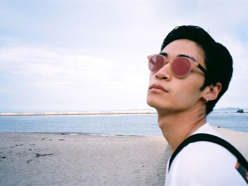 めったに海へ行かない僕が…レアな写真を公開します!笑