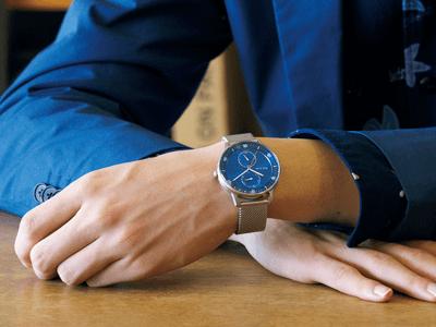 なりたい自分になれる!「ポール・スミス」の4つの腕時計