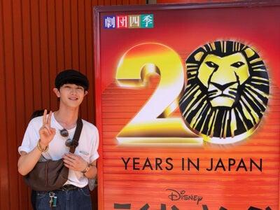 ミュージカルを観劇。『ライオンキング』は、なんと4回目!