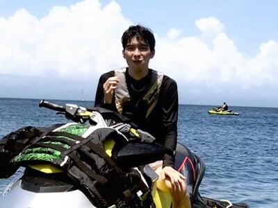 平成最後の夏の海。いーもんですな!笑