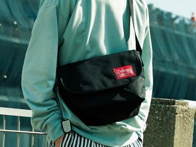 限定モデルが続々!「マンハッタン ポーテージ」のスペシャルなバッグ