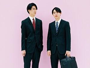 就活スーツの「黒」と「ネイビー」、本当に正しいのはどっち!?