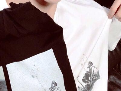 色違いまで買ってしまったTシャツ。そして、ファンイベントのお知らせ!