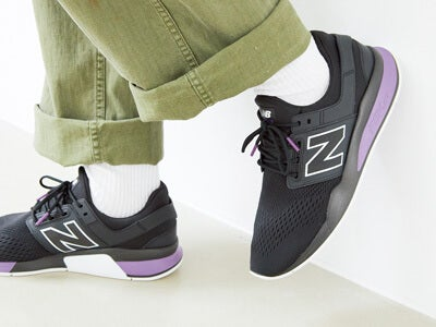 7色のニューバランス「247」を楽しむ7つのコーディネート